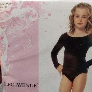 Leg avenue white xl